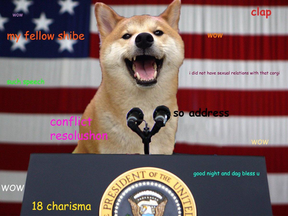 CksKdX UgAAsCCv doge (@dogethedog) twitter,So Much Wow Meme