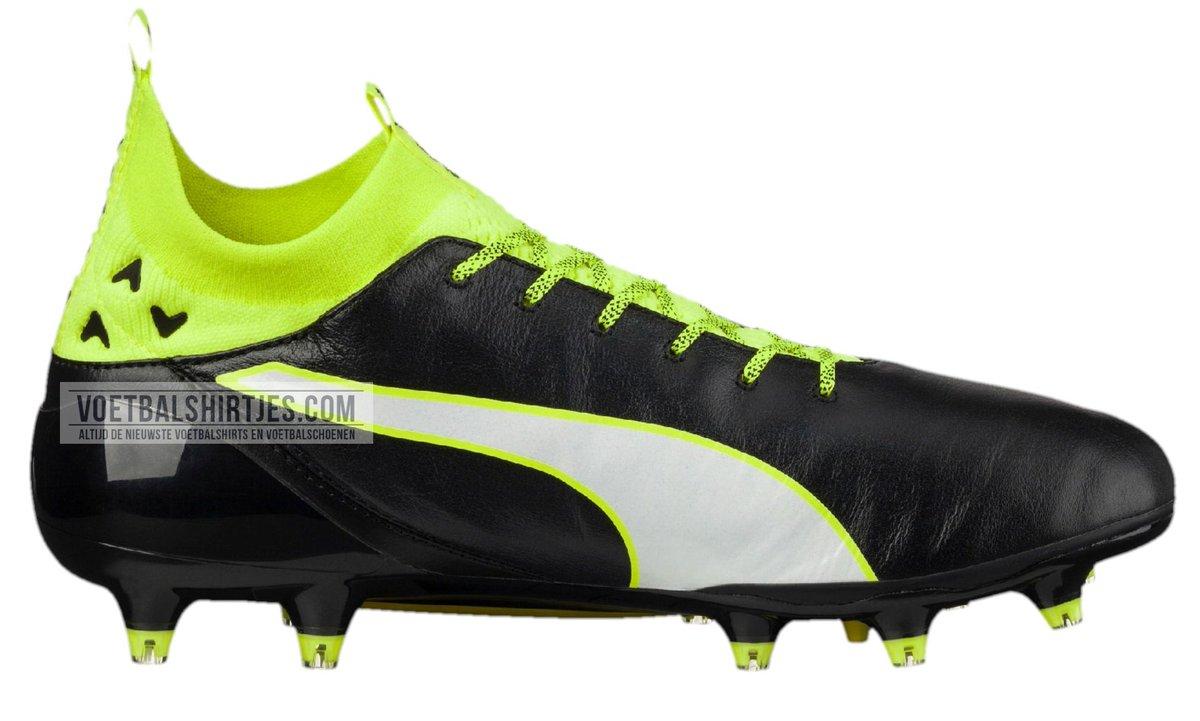 Unreleased Puma #evoTouch Pro FG Cleats