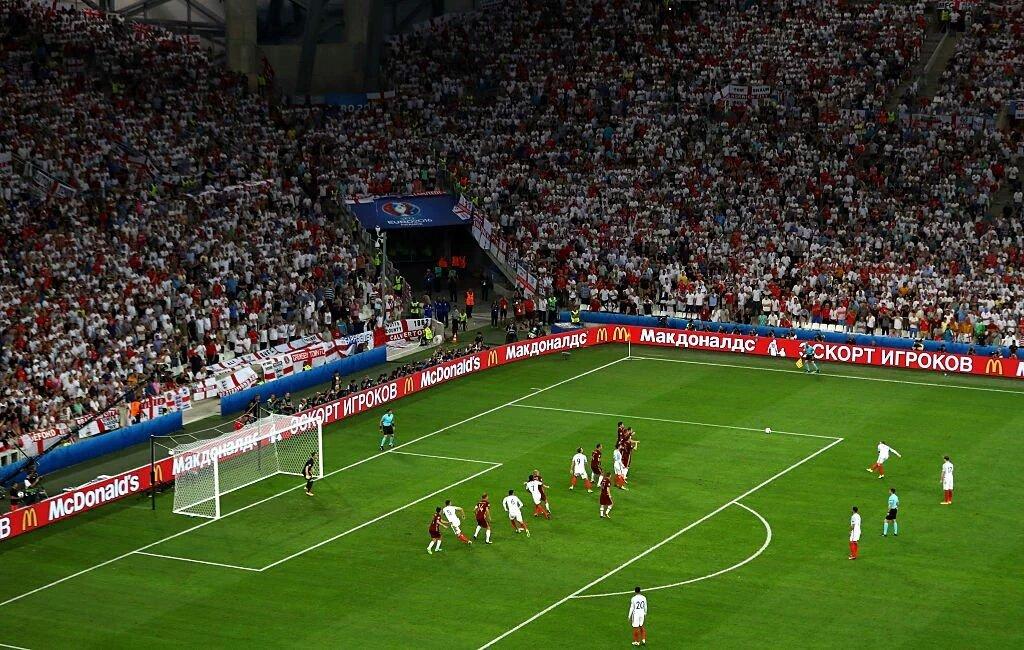 Full Time Eng 1 Rus Euro2016pic Twitter Wwkuzgocke