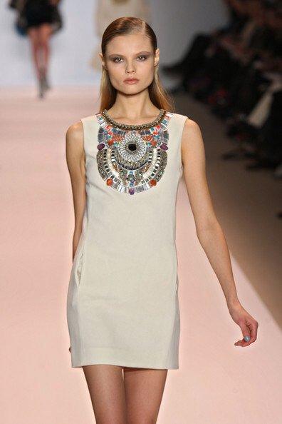 """Thinspos on Twitter: """"Magdalena Frockowiak (Polish fashion ..."""