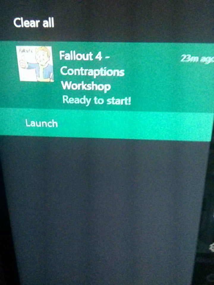 RIGHT! What's all this then!? @G27Status @Fallout  #Fallout4 https://t.co/XOWPTxrlBY https://t.co/YutnG5lX7u