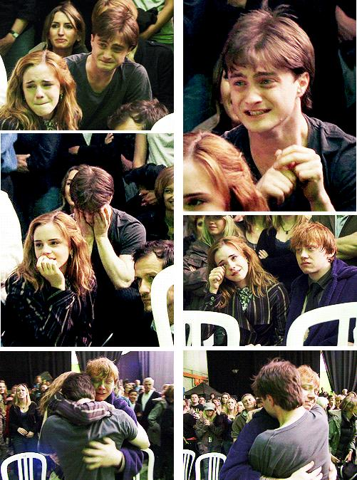 12 June 2010: Last day of filming for Deathly Hallows Part 2, ending a decade of filming for the Harry Potter series https://t.co/a79FVAbUXP