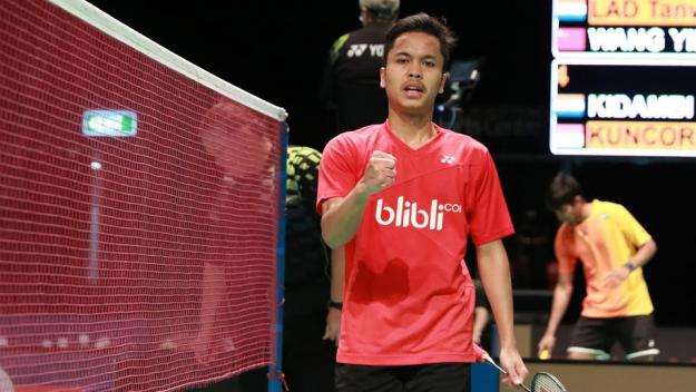 6 anthony ginting fans retweeted