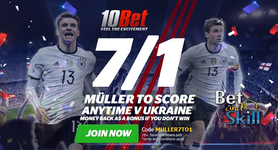 10Bet Price Boost
