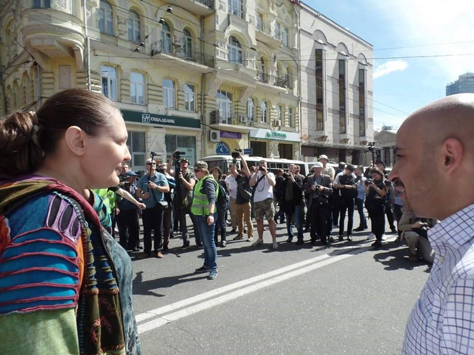 57 человек задержали, составлено 10 админпротоколов. Часть уже отпустили, - Деканоидзе об итогах Марша равенства - Цензор.НЕТ 3484