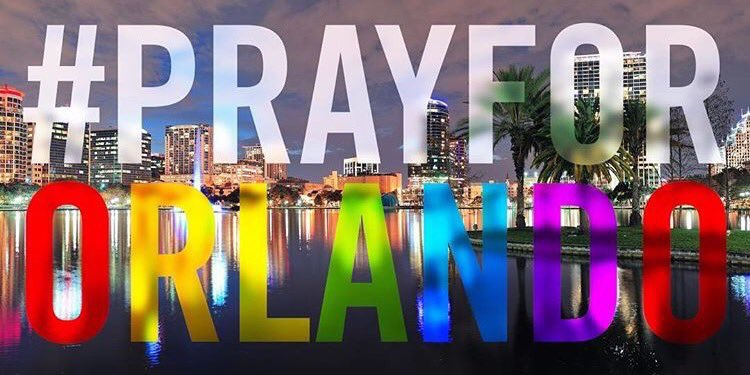 Our prayers go out to the people and families in #Orlando #PrayForOrlando #PulseNightclubShooting https://t.co/YORPlSPA8L