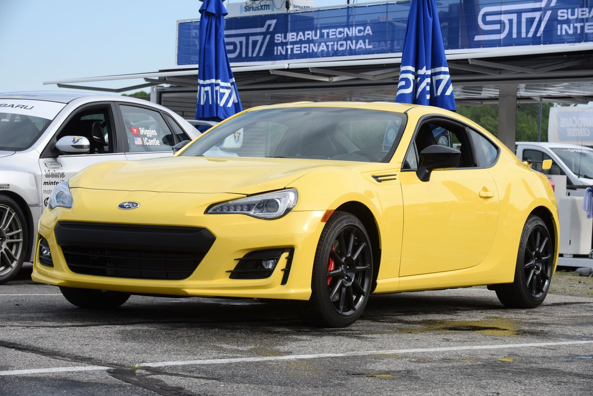 Subaru On Twitter Introducing The 2017 Brz Series Yellow Learn More At Https T Co Jbd5txnyok Wbm16 Seriesyellow
