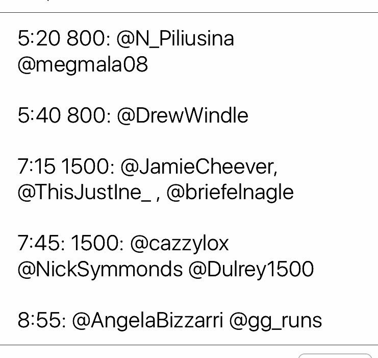 6ceb28a4c36 Tune into  FloTrack to watch Seattle s fastest throw it down at   PortlandTrack Festival tonight! Here s the lineup pic.twitter .com qsGURBOMQR