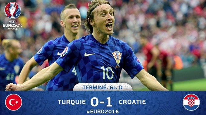 euro 2016 Modric