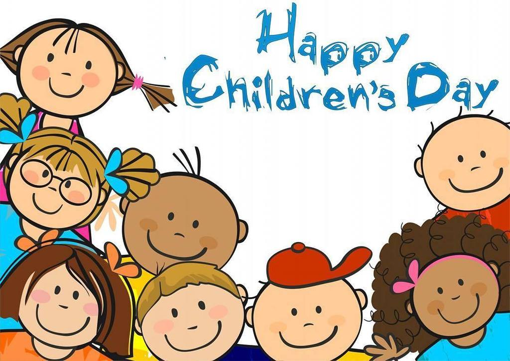 Happy Childrens Day Graphics