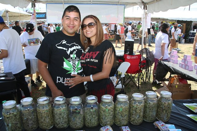 2016 Michigan Medical Cannabis Cup: Day One