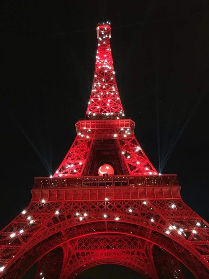 Eiffel Tower #TUR