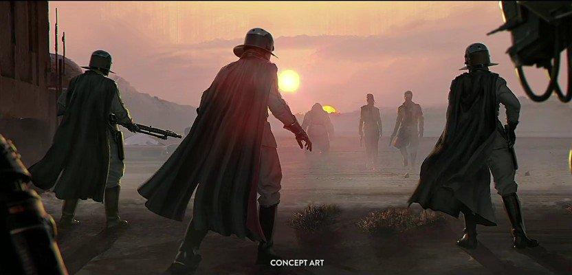 EA Star Wars- A Look Ahead