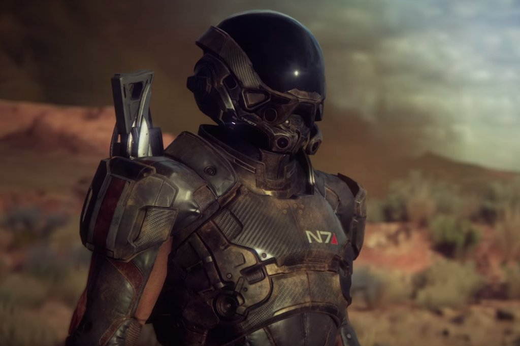 Mass Effect: Andromeda EA Play 2016 Trailer 1