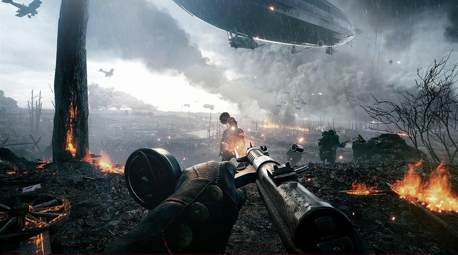 Battlefield 1 Gameplay Trailer 1