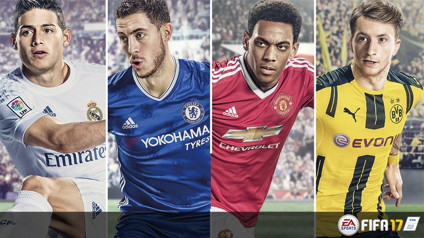 FIFA 17 Updated Features