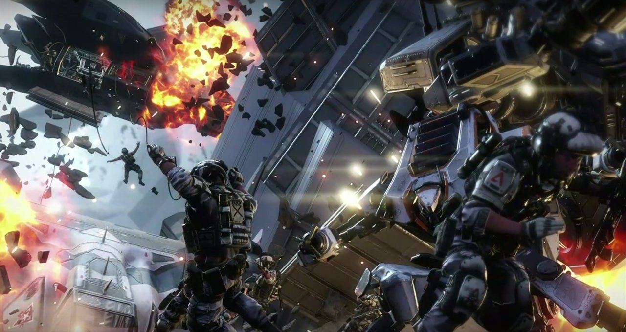 Titanfall 2 Trailer & Release Date Leaked 3
