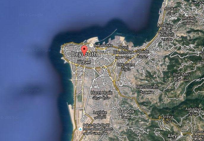 #Liban > Puissante explosion entendue à Beyrouth (AFP)