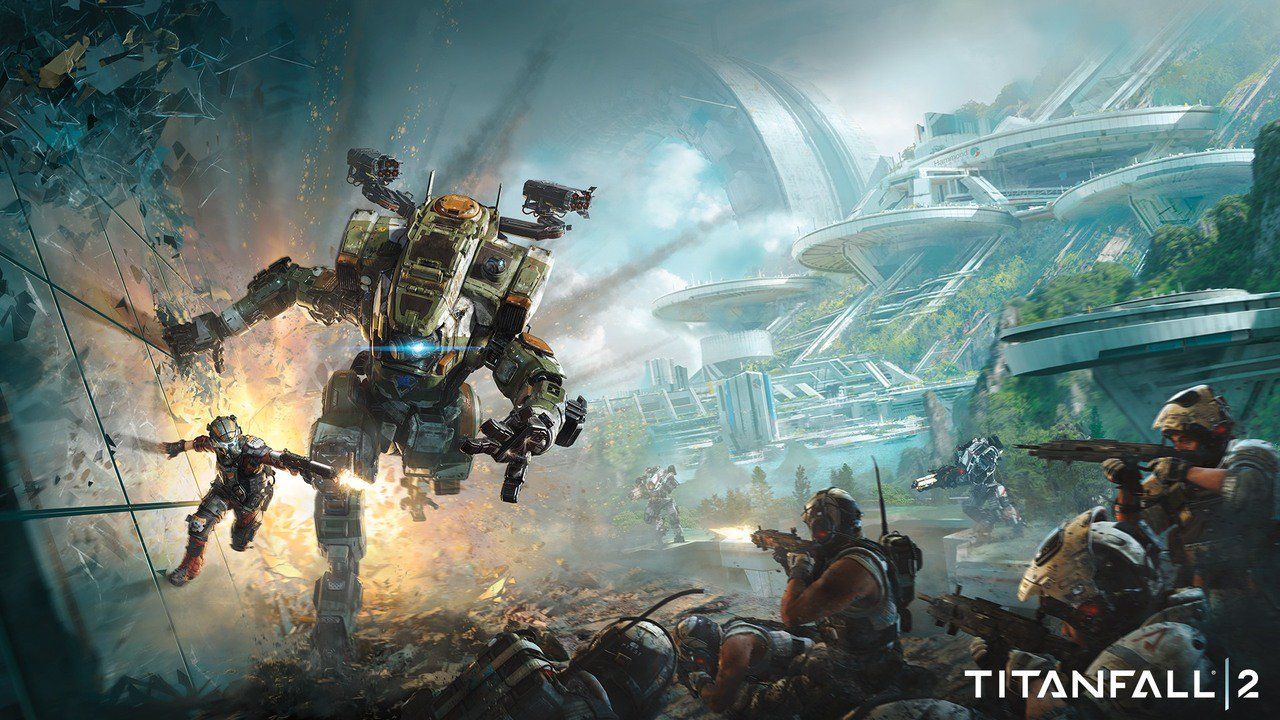 Titanfall 2 Single Player Gameplay Trailer 1