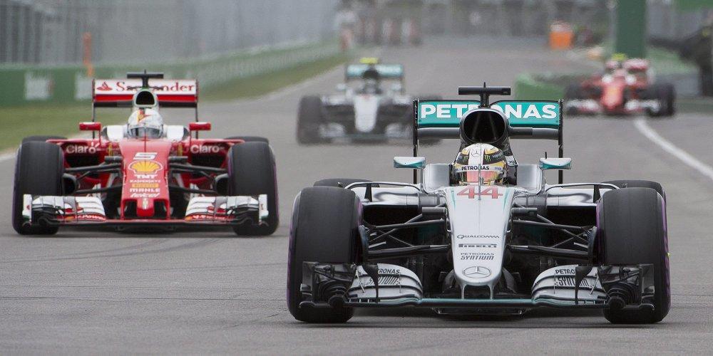 GP Canada a Hamilton, Pazza Ferrari (Video Partenza Vettel)