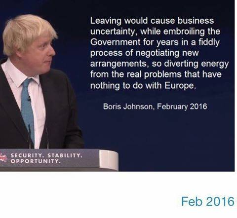 Struggling to find anything in this Boris Johnson quote I disagree with #strongerin #leadnotleave https://t.co/yeVug77xsY