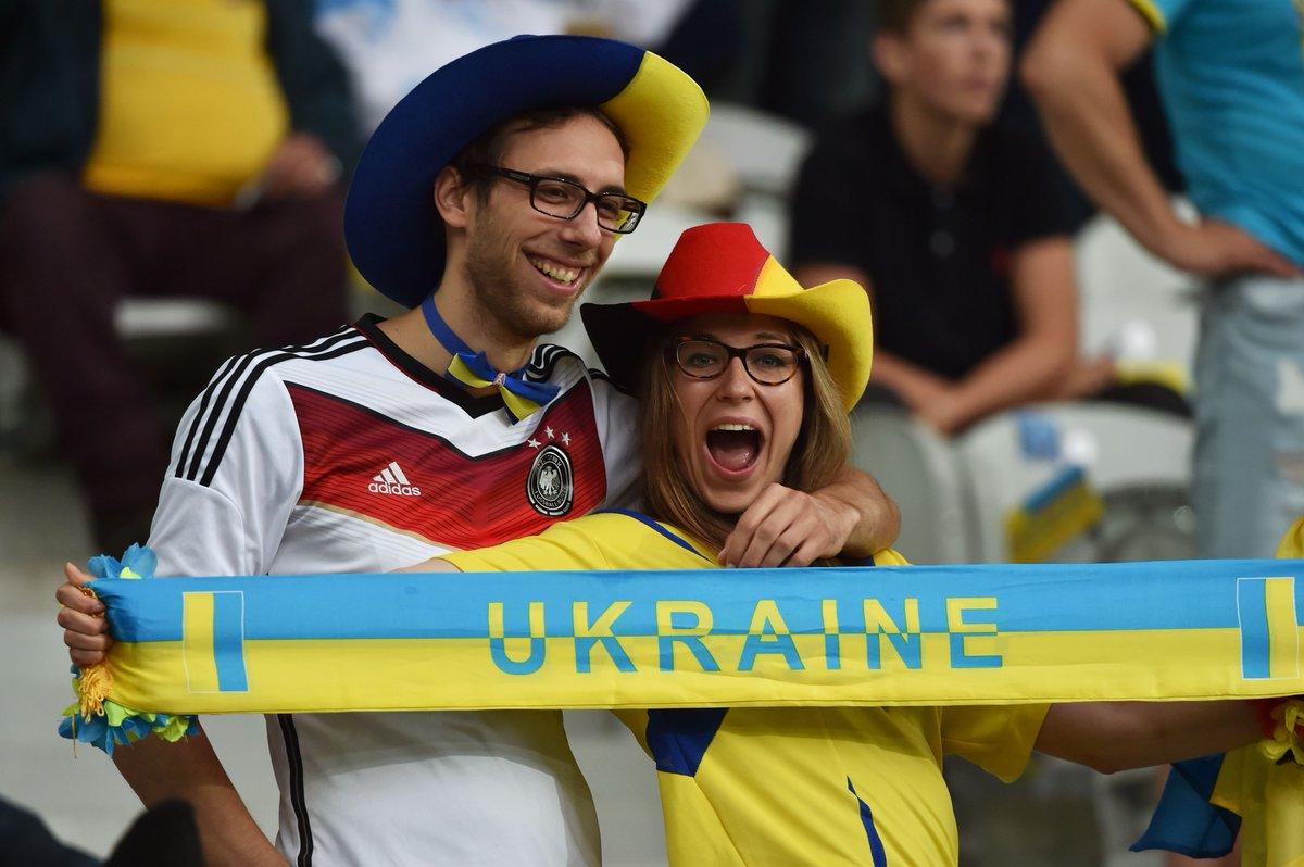 Сборная Украины на Евро-2016 в дебютном матче уступила сборной Германии со счетом 0:2 - Цензор.НЕТ 2832