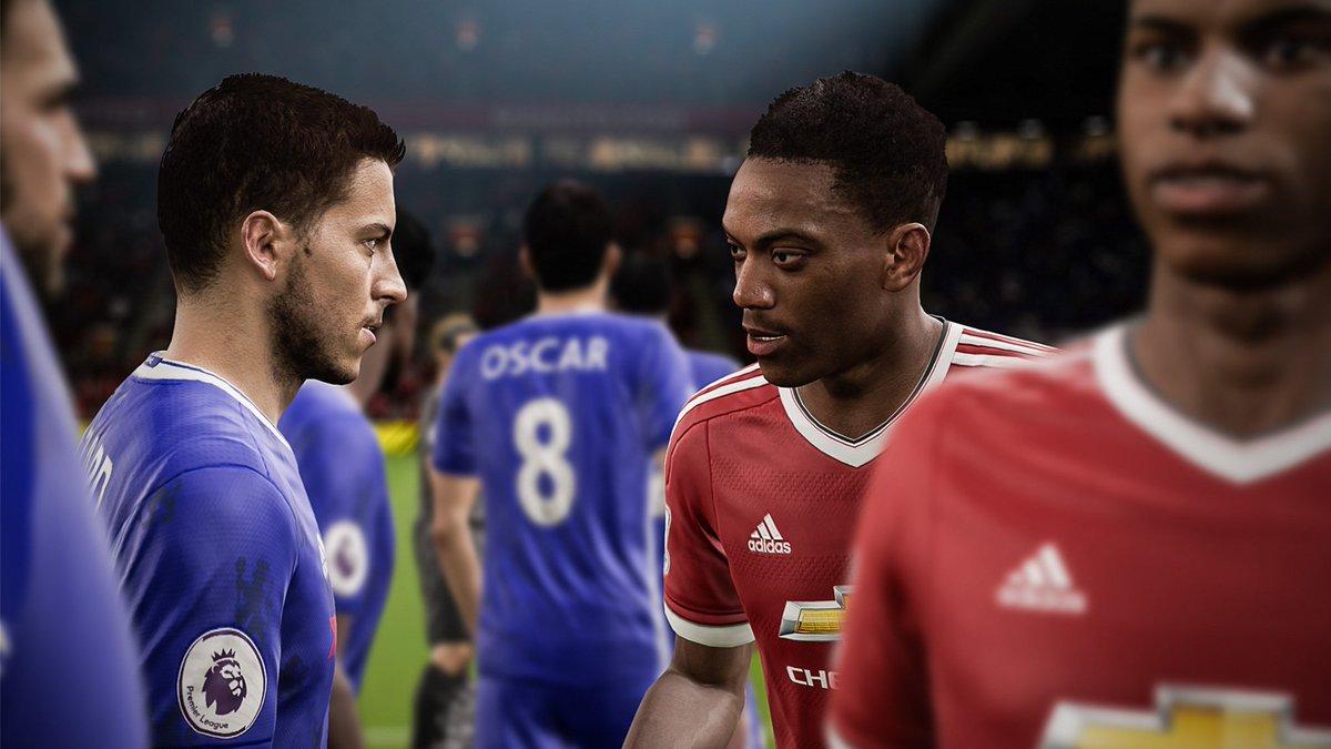 FIFA 17 The Journey E3 2016 Trailer 1