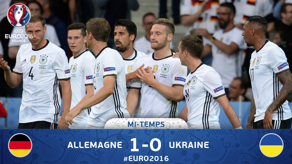 Euro 2016 • Allemagne Vs Ukraine CkxnkV0XEAApE1a
