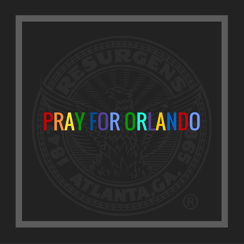 Our thoughts and prayers are with the victims of the tragic shooting in Orlando, Florida. #prayfororlando https://t.co/2EXluK4Cgy