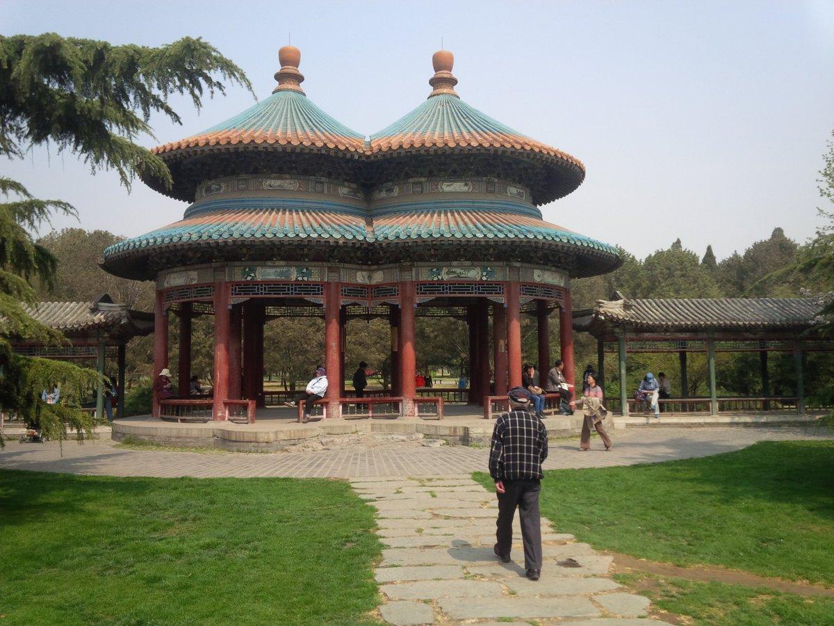 #mathphoto16 #symmetry The Double-Ring Longevity Pavilion in Beijing @mathphoto16 https://t.co/GMlYsRHsJz