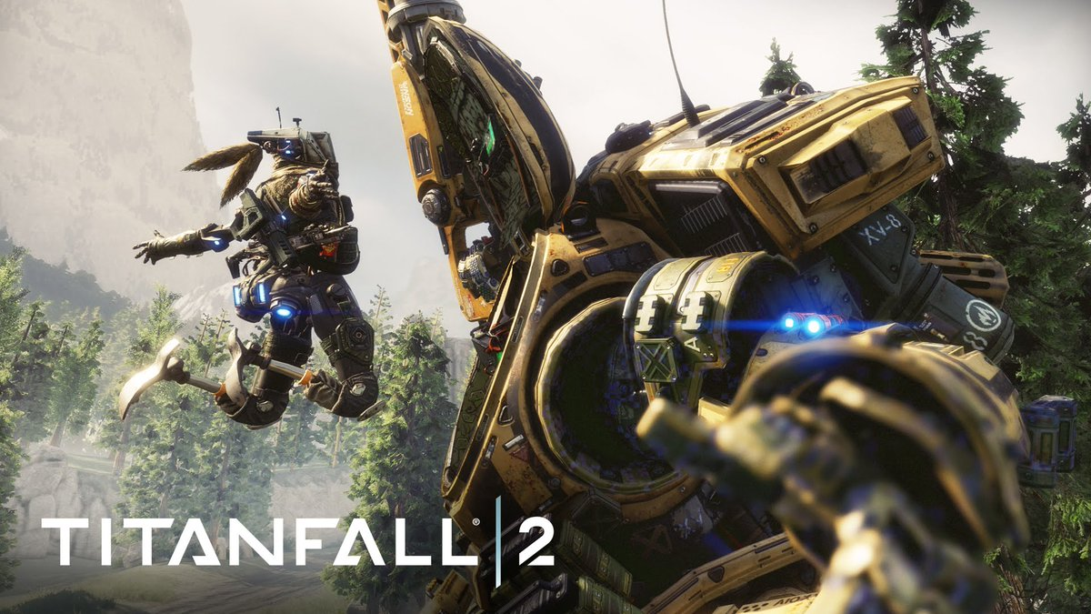 Titanfall 2 Multiplayer Gameplay Trailer 1