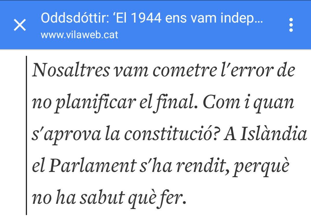 Oddsdóttir - Ponent de la nova Constitució Islandesa - 2