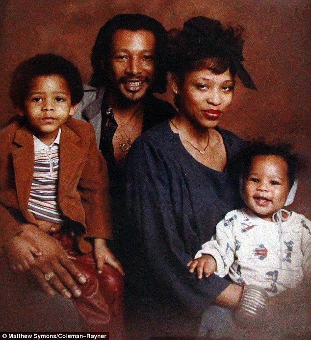 Augie and Miki back in the day #MikiHowardStory @tvonetv https://t.co/URWcSSHDWs