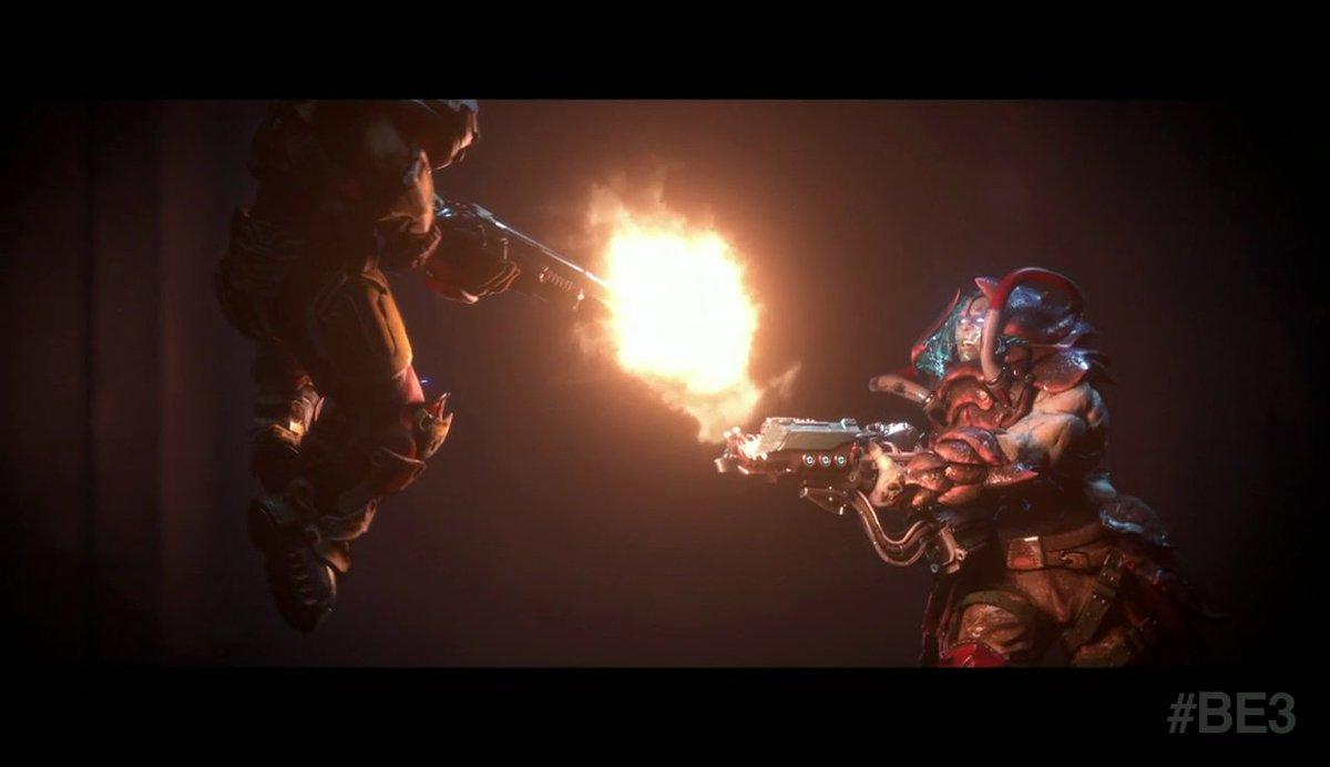 Quake Champions E3 2016 Reveal Trailer 2