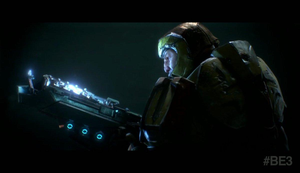 Quake Champions E3 2016 Reveal Trailer 3
