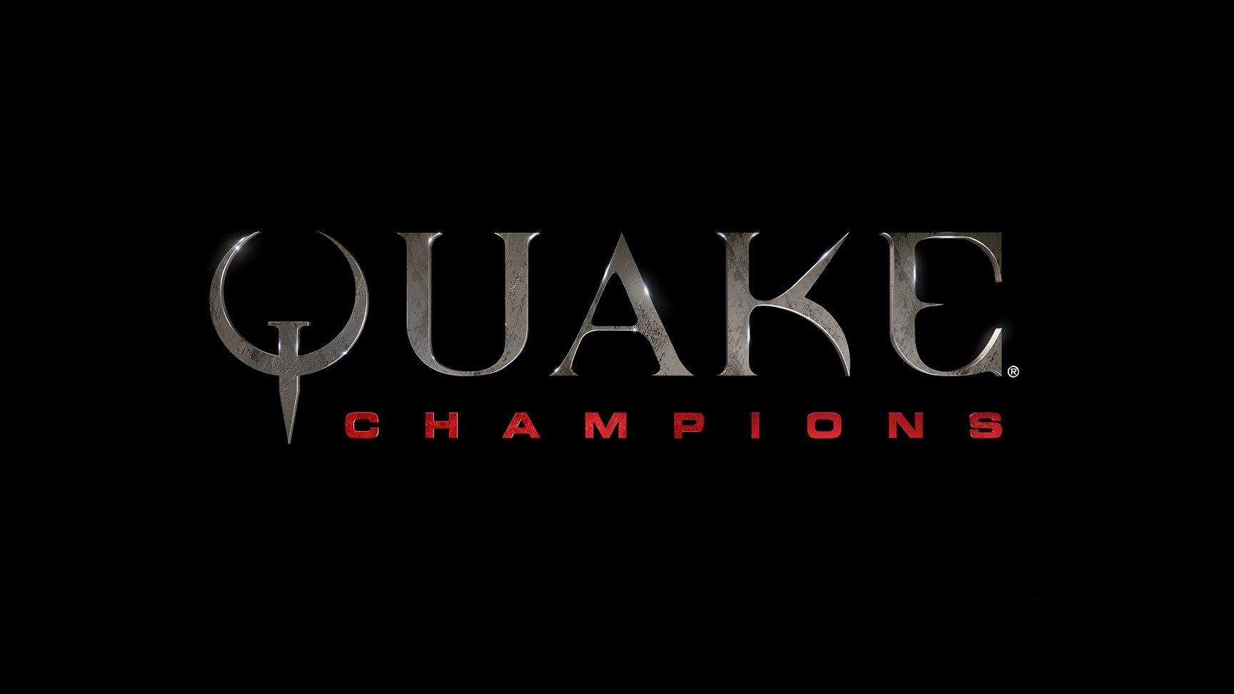 Quake Champions Announced