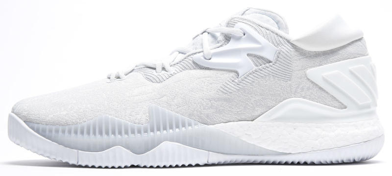 adidas crazylight boost blanche