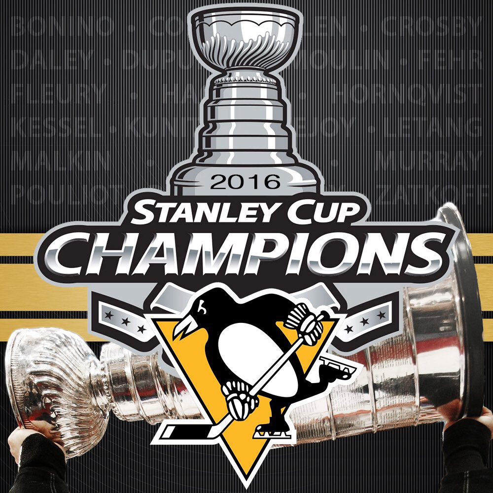 THE PENGUINS HAVE WON THE STANLEY CUP! https://t.co/S5CH9IFuKG