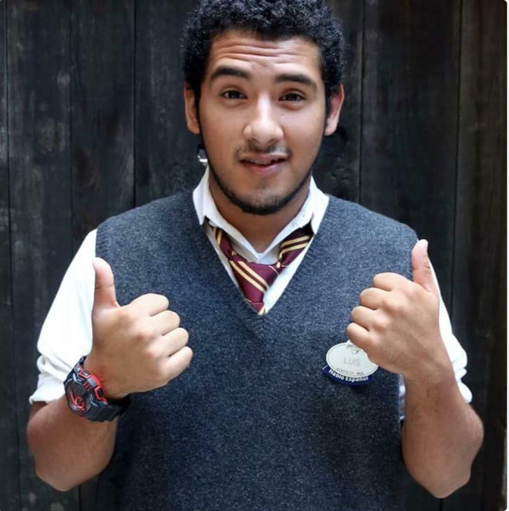 Luis Vielma worked on the Harry Potter ride at Universal. He was 22 years old. I can't stop crying. #Orlando