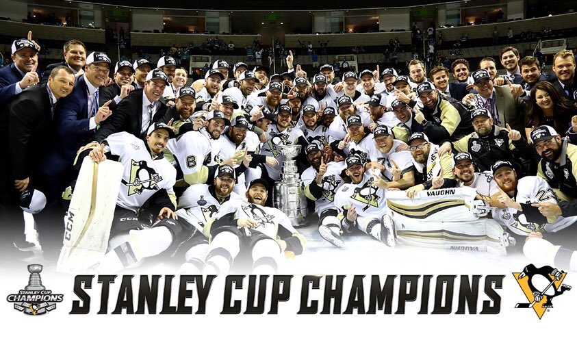 Sound Bite pres. by @7UP: The @penguins are #StanleyCup Champions. Enough said. https://t.co/USX8rPVsSN https://t.co/Q1TT7cUnNb