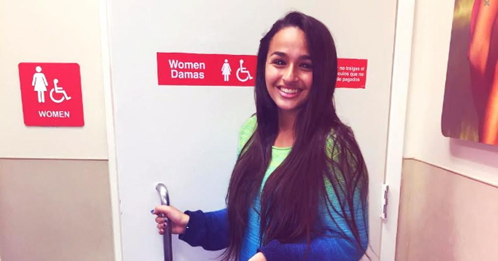 Transgender teen @JazzJennings__ shares how the bathroom bill affects her community: https://t.co/fC2Z3qCDav https://t.co/qTAwBSeKET