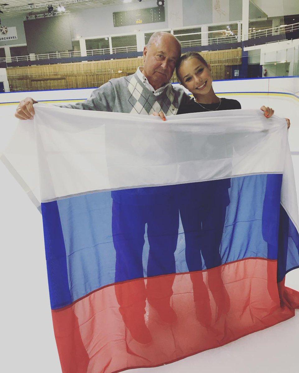 Группа Мишина - СДЮСШОР «Звёздный лёд» (Санкт-Петербург) - Страница 15 Cl-2T2PWQAAOAWs