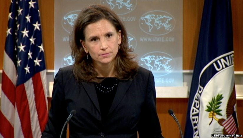 В Госдепе отказались отвечать на вопрос RT о ситуации с американским оружием в Иордании