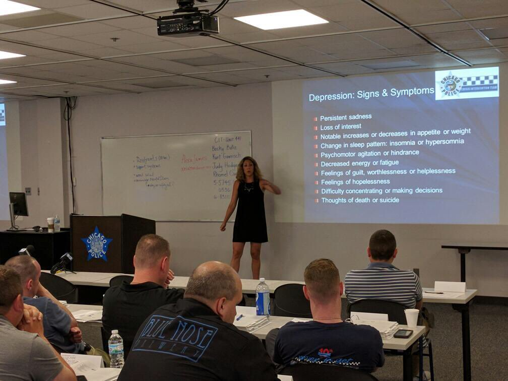 Chicago Police On Twitter Cpd Crisis Intervention Team