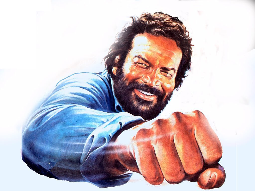 È morto Bud Spencer