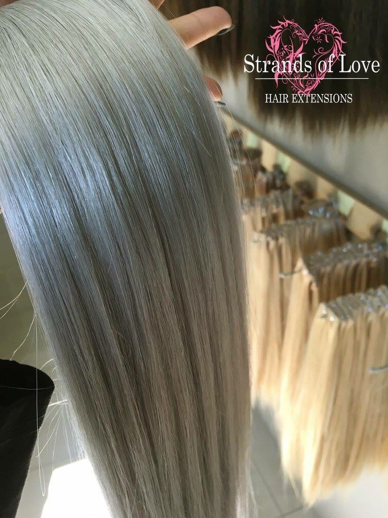 Strands Of Love On Twitter Ice Blonde Seamless Tape Just Arrived