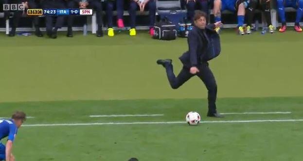SPAIN TERSINGKIR EURO 2016