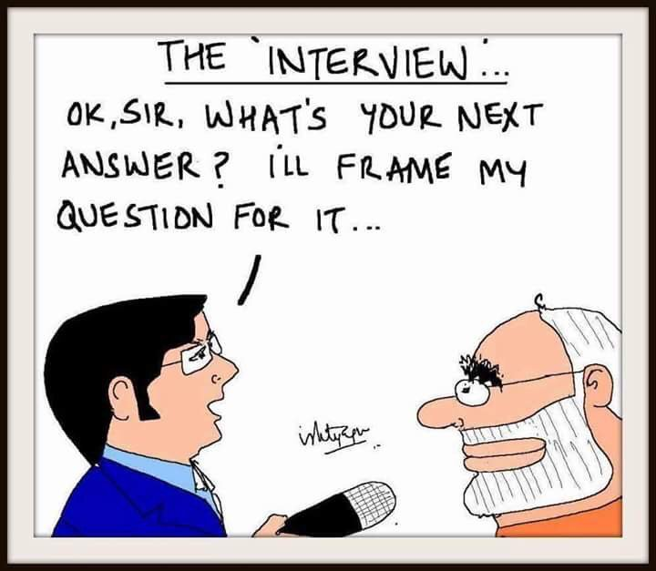 Arnab Modi Interview
