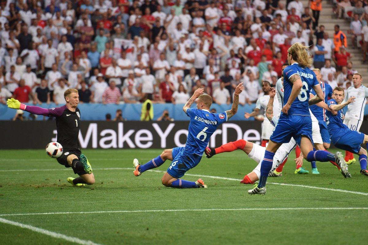 Исландия англия 2 1