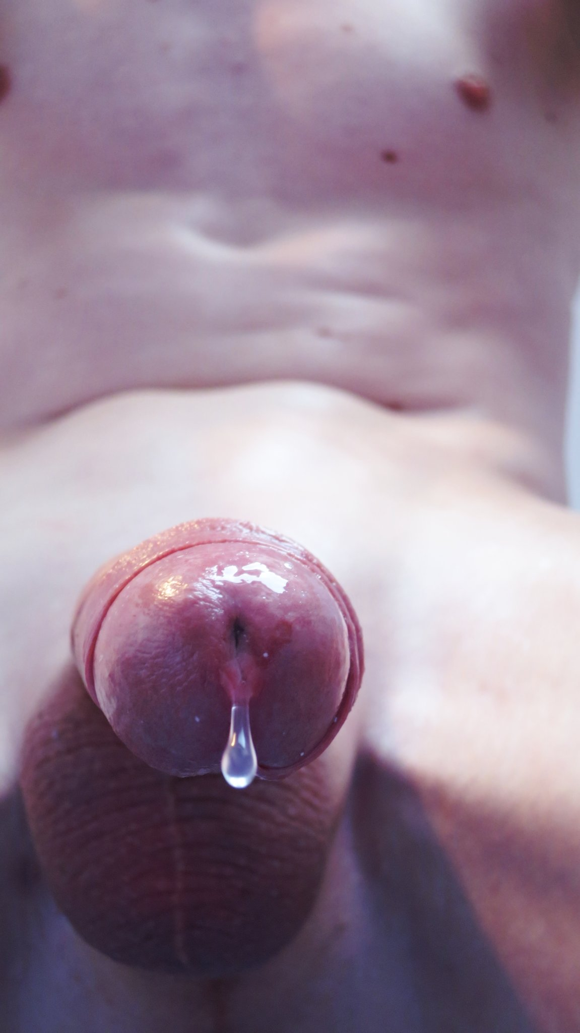 Lots of precum